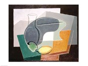 Fruit-dish and carafe, 1927