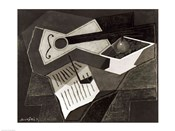 Guitar and Fruit bowl, 1926