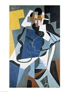 Figure of a Woman, 1917