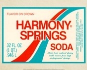 Harmony Springs Soda