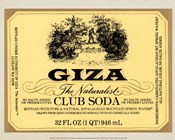 Giza Club Soda