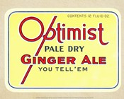 Optimist Ginger Ale