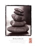 Balance - Rocks