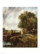 The Lock, 1824