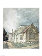 East Bergholt Church, c.1805-11