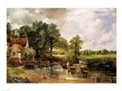 The Hay Wain, 1821