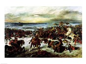 The Death of Charles the Bold at the Battle of Nancy