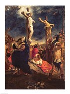 Christ on the Cross, 1835