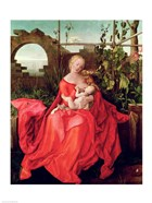 Virgin and Child &#39;Madonna with the Iris&#39;, 1508