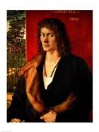 Portrait of Oswolt Krel, 1499