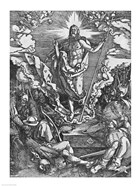 Resurrection, from 'The Great Passion' series, 1510