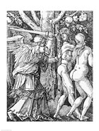 The Expulsion from Paradise, 1510