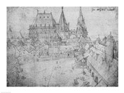 The Minster at Aachen, 1520