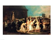 Procession of Flagellants, 1815-19