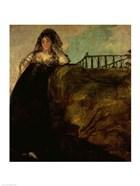 Leocadia Zorilla, the Artist's Housekeeper, c.1821