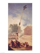The Greasy Pole, 1787