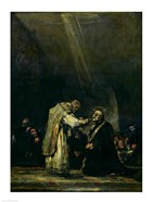 The Last Communion of St. Joseph Calasanz