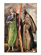 SS. Andrew and Francis of Assisi