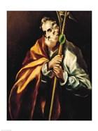 St. Jude Thaddeus, 1606