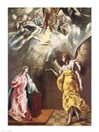 The Annunciation I