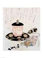 A Pot of Tea and Keys, 1822