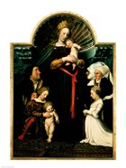 Madonna of the Burgermeister Meyer