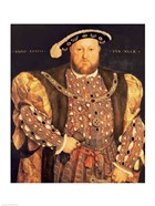 Portrait of Henry VIII A