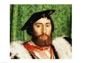 The Ambassadors, 1533, Portrait Detail