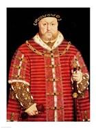 Portrait of Henry VIII D