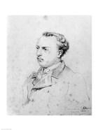 Emmanuel Chabrier aged 20, 1861