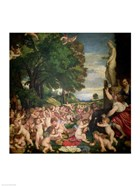 The Worship of Venus, 1519
