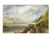 Junction of the Lahn, 1817
