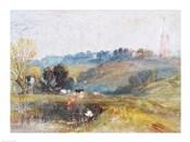 Landscape near Petworth, c.1828
