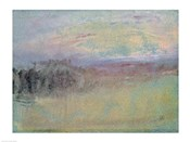 Coastal scene. c.1830