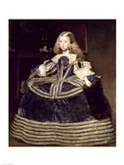 Infanta Margarita in Blue, 1659