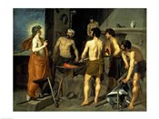 The Forge of Vulcan, 1630
