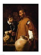 Waterseller of Seville, c.1620