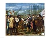 The Surrender of Breda, 1625