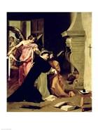 Temptation of St.Thomas Aquinas