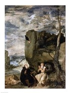 St. Anthony the Abbot and St. Paul the First Hermit, c.1642