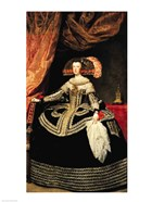 Queen Maria Anna of Austria, 1652