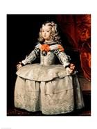 Portrait of the Infanta Margarita (standing)
