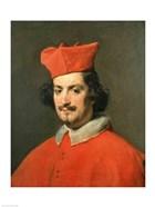 Portrait of Cardinal Camillo Astali Pamphili, 1650