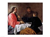 Supper at Emmaus, 1620