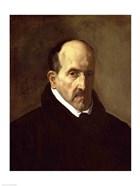 Portrait of Don Luis de Gongora y Argote