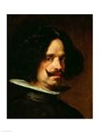 Self Portrait (profile)