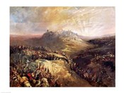 The Crusaders Before Jerusalem