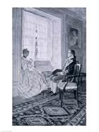 Washington and Mary Philipse