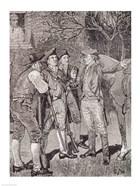 Paul Revere at Lexington