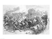 The Battle at Bull Run